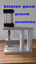Pneumatic punching machine  blister pack punch machine Can change of different punch