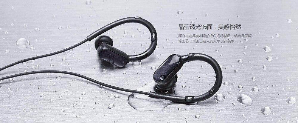 Xiaomi New One Ear-Hook Hidden Clamp Anti-Drop Mini Wireless Bluetooth Music Sport Earbuds IP4X Waterproof Headphone Microphon
