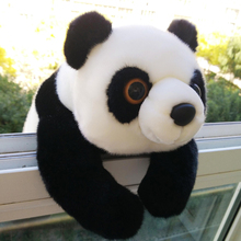 PANDA Super Cute Stuffed Giant Soft Plush Simulation Elephant Big eyes of giant panda Toy