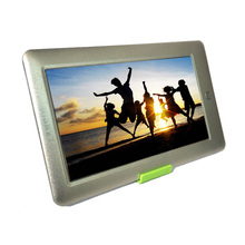 lanqin 8GB Touch Screen digital player E-Book Reading with 7 inch LCD e book reader External speaker MP3 MP4 MP5(China)