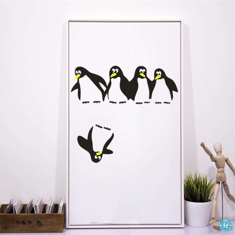 HTB1RnrmQXXXXXcPaFXXq6xXFXXXh - Penguin Refrigerator Sticker For Kitchen