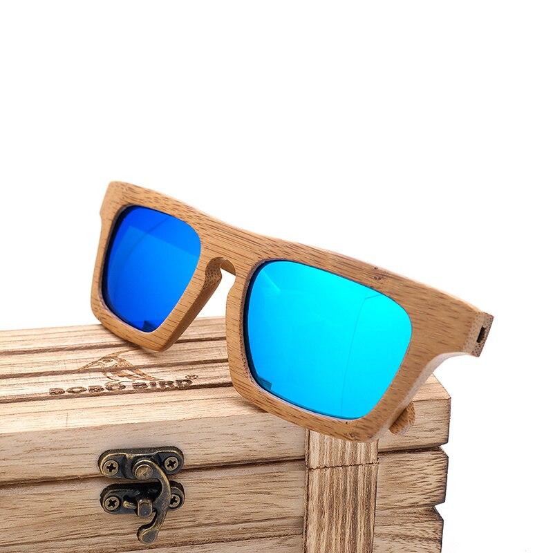 BOBO BIRD Brand Polarized Sunglasses Women Handmade Vintage Bamboo Wood Sun Glasses New Eyewear with Gift Oculos 2017<br><br>Aliexpress