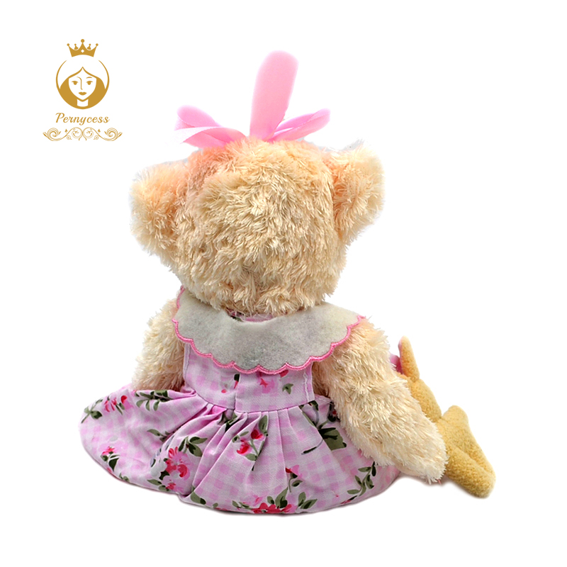 3-1PCS-30CM-wear-skirts-sweet-teddy-bear-plush-toys-cute-teddy-bear-soft-plush-dolls-baby