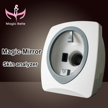 New Technology!! Facial Magic Mirror Magnifying Lamp Skin Analyzer from China