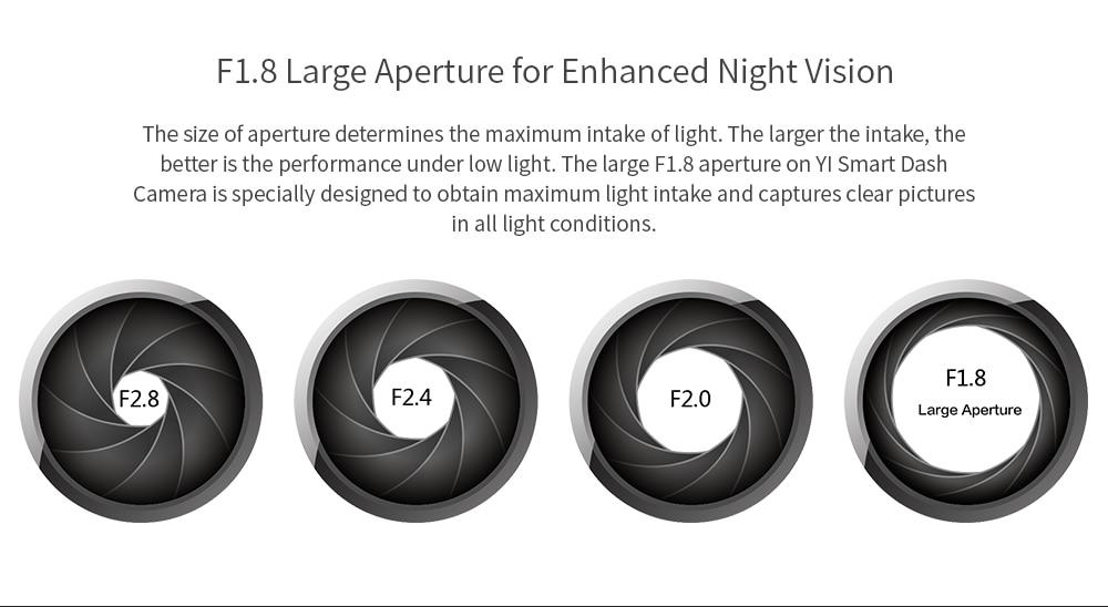 """HTB1RoDPxuuSBuNjy1Xcq6AYjFXax YI Smart Dash Camera Video Recorder WiFi Full HD Car DVR Cam Night Vision 1080P 2.7"""" 165 Degree 60fps Camera For Car Recording"""