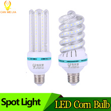 360 Degree Bright LED Bulb E27 Corn Lamp Light 3W 5W 7W 9W 15W 24W 32W SMD2835 Energy Efficient Bombillas Led Lamparas 220V(China)