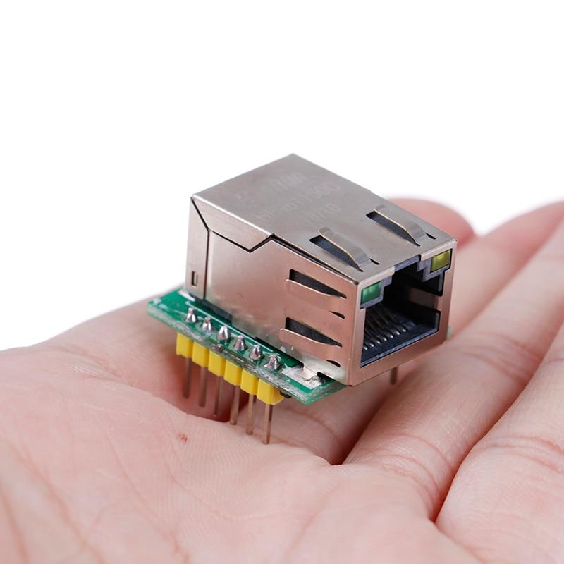 Usr-es1 Enc28J60 W5500 Chip Spi To Lan/ Ethernet Converter Tcp/ip Converter Module