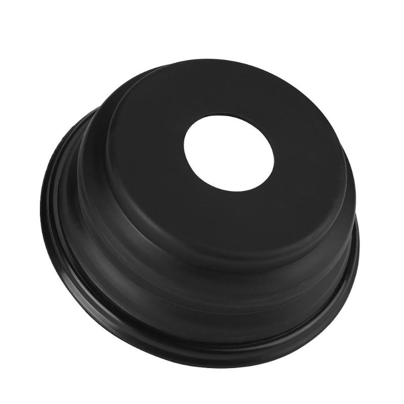 Reflection-free Collapsible Silicone Lens Hood Ultimate Lens Cover Anti-glass Lens Hood For Camera Images Videos Photographers 5