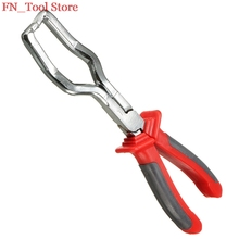 Different Quality 220MM Fuel Line Petrol Clip Pipe Hose Release Disconnect Removal Pliers Tool Brand New
