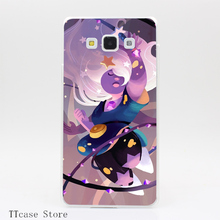 3316CA Steven Universe Transparent Hard Cover Case for Galaxy A3 A5 A7 A8 Note 2 3 4 5 J5 J7 Grand 2 & Prime