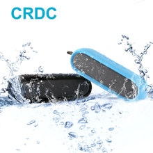 CRDC Hot Portable Bluetooth Speaker Dual Bass Mini Wireless Speakers 3D Surround Subwoofer Stereo Sound Box For Outdoor Phones(China)