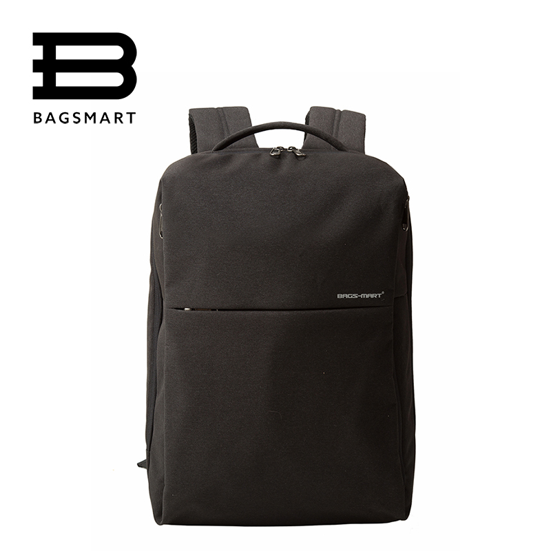 BAGSMART 2017 New Lightweight 15 Laptop Computer Backpacks For Teenager Fashion Bussiness Backpack Bags For Men Daypack<br>