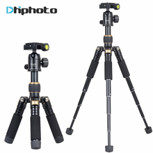 XILETU 20in Lightweight Desktop Tripod with 360 degree Ballhead &Protect Bag for Canon Nikon Sony Olympus DSLR Camera(China)