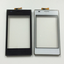 For LG Optimus L5 E612 E610 E615 Digitizer Touch Screen Panel Sensor Lens Glass with Frame Housing Bezel Replacement 100% Test