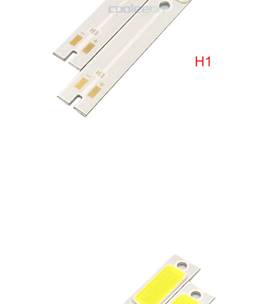c6 car headlight cob chip light source H1 H3 H4 H7 cob lamp (9)