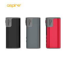 Original Aspire Zelos Battery Kit built-in Lipo 2500mah Battery box mod 50W TC mode aspire Zelos mod Box electronic cigarette(China)