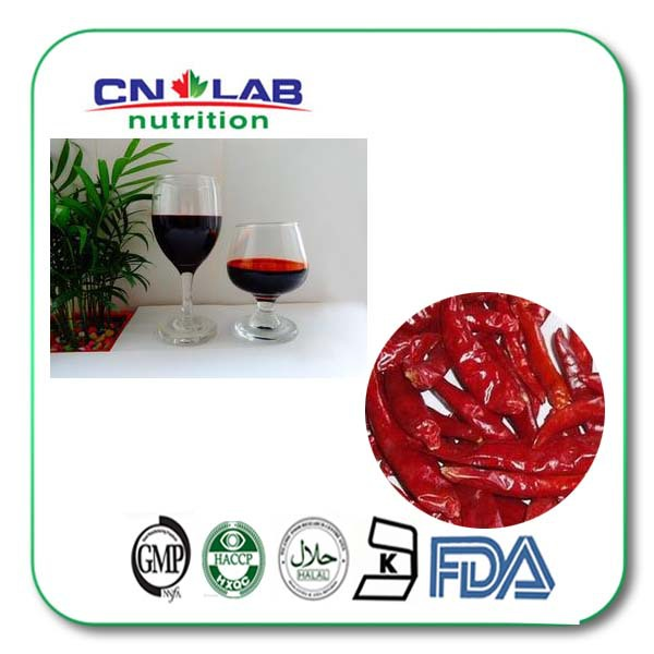 Paprika Oleoresin/capsicum/red pigment/capsanthin/pepper extract 1kg free shipping<br><br>Aliexpress
