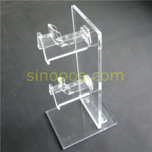 Sunglasses Acrylic display, removable glasses racks bracket, transparent plastic stand, eyeglasses exhibition holder in plexi