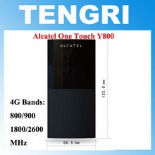 Unlocked original Alcatel One Touch Y800 4G LTE FDD 100Mbps mobile wifi hotspot 3G 4G Wireless Router