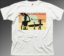 The Endless Summer Hawaii Siargao white cotton t-shirt 9899