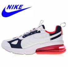 Оригинальный Nike Air Max 270 Futura женские кроссовки Высокое качество  Открытый Спортивная обувь амортизация легкий AJ7290 bf1801c14bc