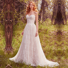 Robe de Mariage Beautiful Lace Rustic Wedding Dresses 2017 Alibaba Retail Store China Bridal Gowns Cheap Beach Wedding Dress
