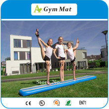 Free Shipping Hot Selling 5x1m Inflatable Floating Pontoon Yoga Mat, Inflatable Gym Mat(China)