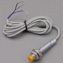 M8 2mm sensing DC 5V NPN NO LJ8A3-2-Z/BX-5V cylinder inductive proximity sensor switch work voltage 5VDC special for MCU