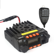 MINI Car Mobile Radio KT-8900 25W CB Radio Dual Band 136-174MHz & 400-480MHz VHF UHF two-way Walkie Talkie Transceiver