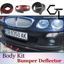 Car Body Modification Parts / Auto Front Lip / Fashion Style For ROVER / Anti-Scratch / Sport Style / High Quality Bumper Lip