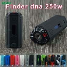 2017 Hottest high power DNA 250 Think Vape Finder 250 silicone case cover In stock wholesale from RHS 2pcs free shipping