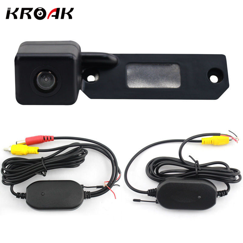 HD Wireless Car Rear View Parking Camera for VW/Passat 3B 3C For Golf/Touran/Jetta/Sagitar Reverse Backup Camera Night Vision(China (Mainland))