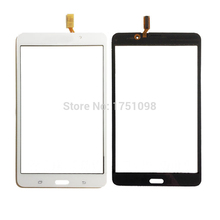 "For Samsung Galaxy Tab 4 T230 SM-T230 7"" Wifi New White Outter Touch Screen Panel Sensor Lens Glass Replacement 100% Test"