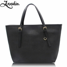 Lovakia Large Capacity Luxury Handbags Michael Same Style Women Bags Designer Famous Brand Lady Leather Tote Bags sac a main