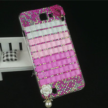 Colorful Bling Square Lips Case for THL T200 Cover PC Hard Mobile Phone Celular Funda Shell for THL T200 Rose Lips Accessories