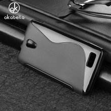 Soft TPU Phone Cases For Lenovo Vibe A319 A 319 K6 Note K6NOTE Bag Silicone Covers shell housing skin bags Simple Elegant