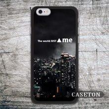 Dark City font b Case b font For font b iPhone b font 7 6 font