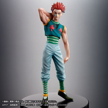 12cm Japanese original anime figire hunter X hunter Hisoka action figure collectible model toys for boys(China)