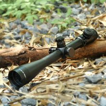 Leupold MARK 4 6-24X50 M1 Tactical Rifle Scope Hunting Optics Scope Red and Green Dot Fiber Reticle Long Eye Relief Rifle Scopes(China)