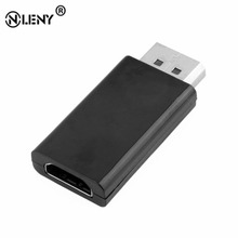 ONLENY Display Port DP Male To HDMI Female Converter Cable Adapter Video Audio connector for HDTV PC Application in Multimedia