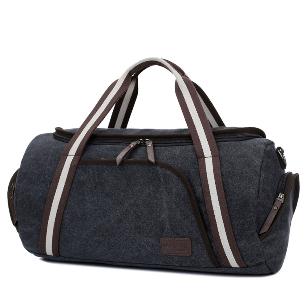 Large Capacity Vintage Classic Men Canvas Handbag Casual Shoulder Messenger Bag for Business Travel<br><br>Aliexpress