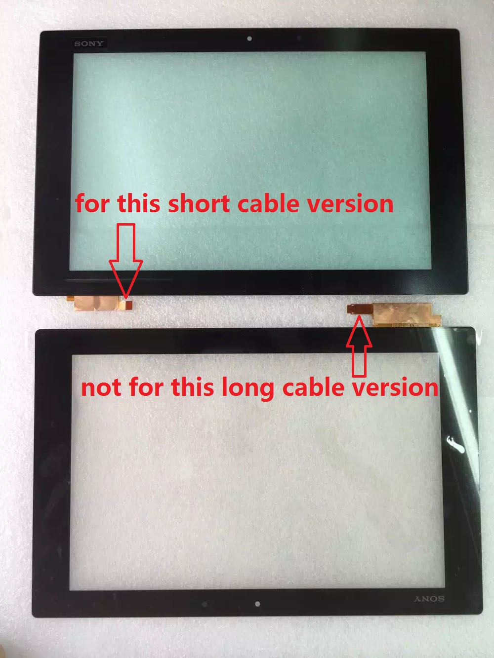 high quality For  10.1 For Sony Xperia Tablet Z2 SGP511 SGP512 SGP521 SGP541 SGP561 Touch Screen Panel Digitizer free shipping<br><br>Aliexpress