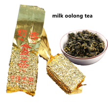Taiwan High Mountain Milk Oolong Tea 250g Honey Sweet Organic Natrual Green Food Health Care Chinese Top Grade Tea Vacuum Pack