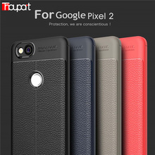 Thouport For Google Pixel 2 Case ShockProof Soft Silicone Cover Cases For Google G011A Pixel 2B Phone Protector Business Retro