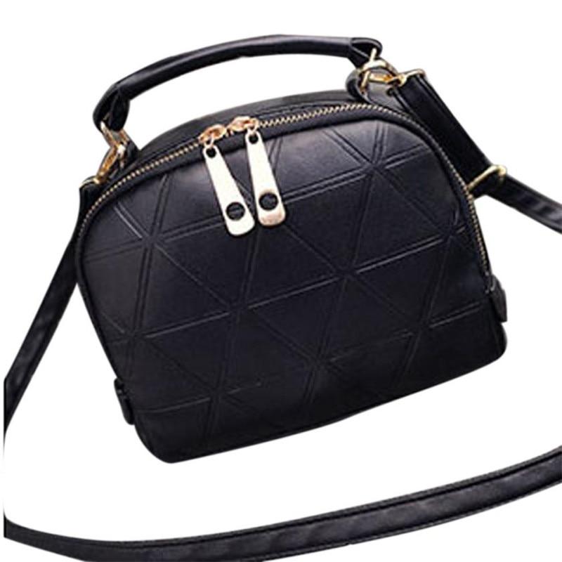 Modern Fashion Handbag Shoulder Bag Lady Tote Purse PU Leather Women Messenger  Jn10<br><br>Aliexpress