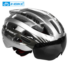INBIKE Light Cycling Helmet Bike Ultralight Helmet Mountain Road Bicycle MTB Helmet Safe Men Women casco ciclismo capacete MX-3