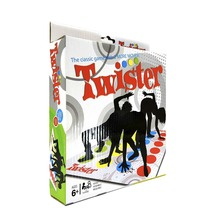2017 hot Twister game English version tie you up in knots for family kids adults board game