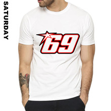 Remember Nicky Hayden 69 Moto GP Vintage Design Funny T Shirt for Men and  Women eb5b7157ff2a