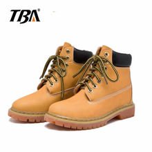 New Brand Snow Spring Men Boots Special Forces Original Tubular Rain Timber Max Land Kanye West Shoes Free Shipping(China)