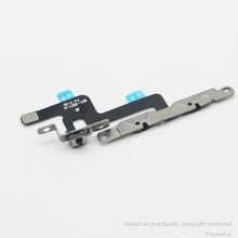 Brand New Original Volume Button Control w/ Mute Silent Button Flex Cable for iPhone 6 4.7 Replacement Parts